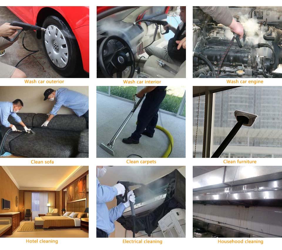 steam cleaner machine , car steamer , Carpet cleaning