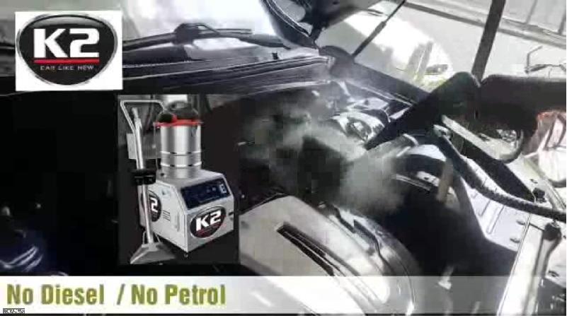 electric steam car cleaner, car detailing, car care shop