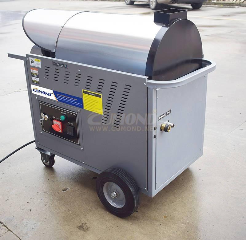 Gas powered wet steam, Hot water pressure washer, Steam pressure washer, industrial steam cleaners