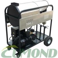CUMOND高压清洗设备主要特点