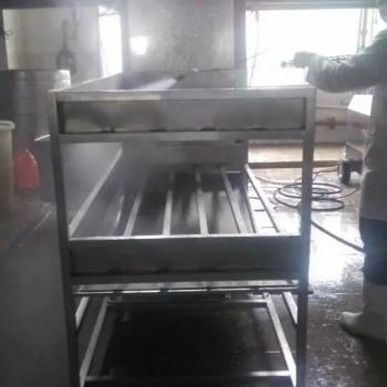 食品厂设备清洗清洁