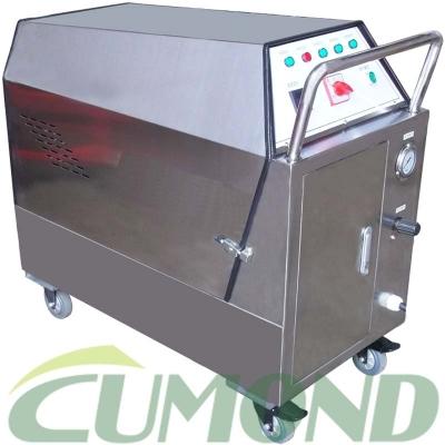 电加热冷热水蒸汽一体高压清洗机 高温高压清洗机 CW-EWS24