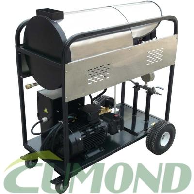 移动式燃气加热型冷、热水、蒸汽一体高压清洗机 CW-GEWS25