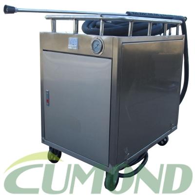 32KW油田专用工业重油污蒸汽清洗机CW-D32A蒸汽清洁机