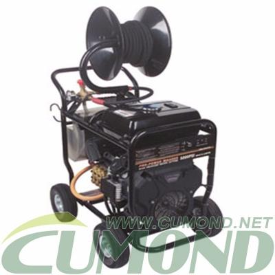移动式冷水柴油机驱动高压清洗机 CCW-DN3522