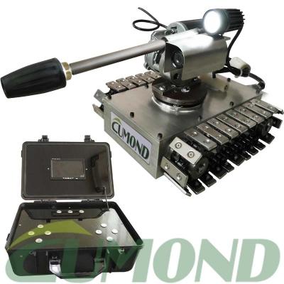 船舶,油烟管道 清洗机器人 带视频控制台 配合高压清洗机使用 CW-T18