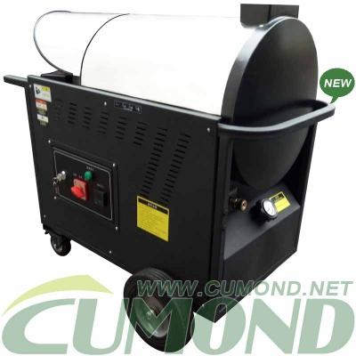 工业高压热水清洗机 移动式 电机驱动 强力去油污 CW-DEW2055