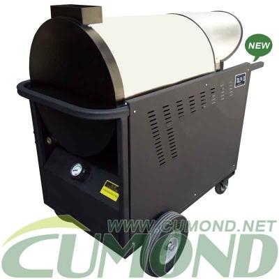 酒店厨房大型油烟机清洗机 油烟清洗机 单相电商业型热水高压清洗机 CW-DEW30