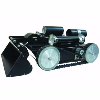 Modular Type Video Sampling and Shoveling Robot CW-T27