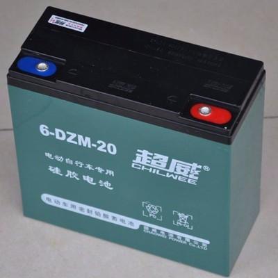 48v20ah electric vehicle E-bike E-moped batteries 6-dzm-20 lead-acid battery